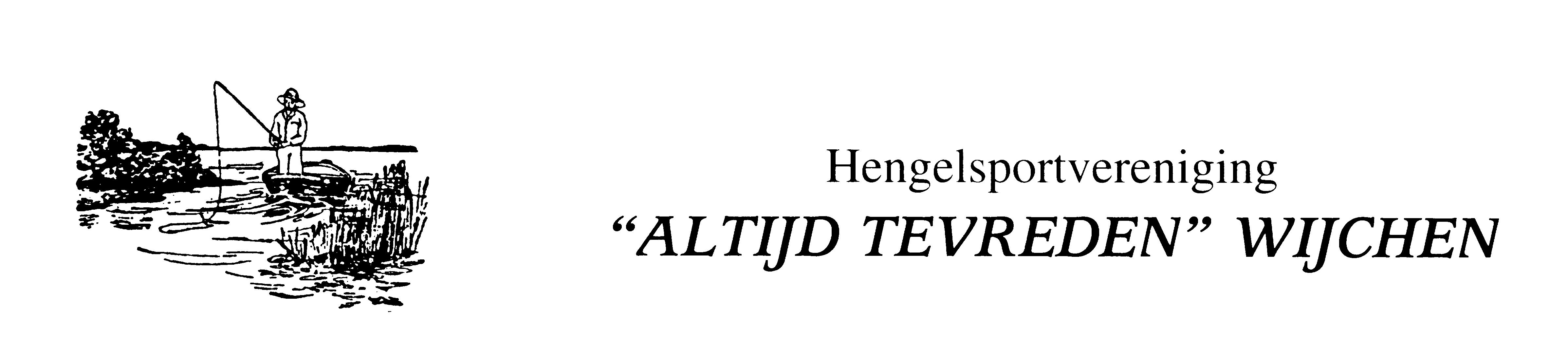 Hengelsportvereniging Altijd Tevreden Logo